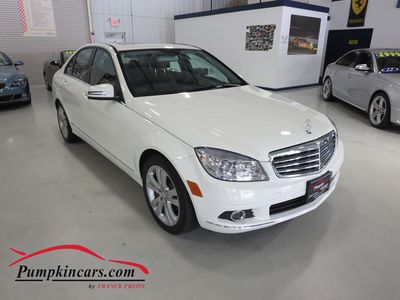 2010 MERCEDES-BENZ C300 4MATIC LUXURY