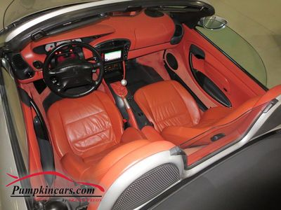 1999 PORSCHE BOXSTER 5-SPEED NAVIGATION