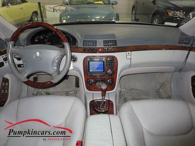 2002 MERCEDES-BENZ S500 AMG