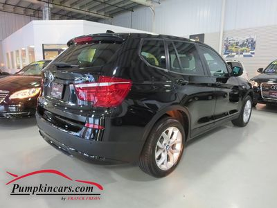 2013 BMW X3 2.8I X-DRIVE NAVIGATION