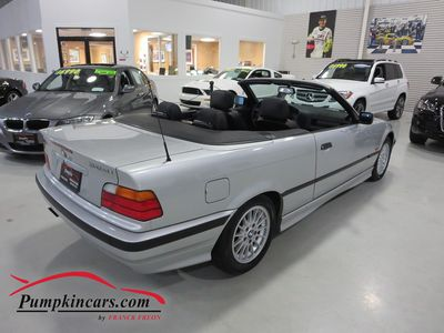 1999 BMW 323CI CONVERTIBLE