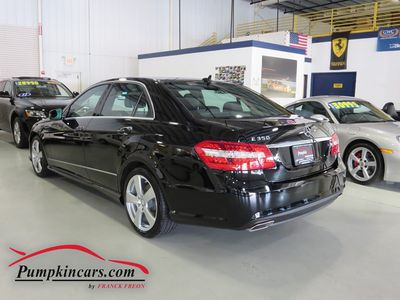 2011 MERCEDES-BENZ E350 4MATIC SPORT NAVIGATION