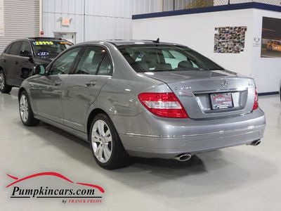 2009 MERCEDES-BENZ C300 4MATIC LUXURY