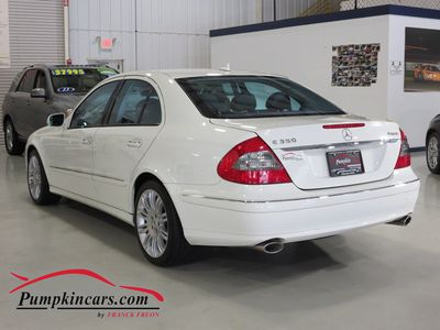 2008 MERCEDES-BENZ E350 4MATIC SPORT