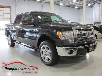 2013 FORD F150 XLT SUPERCREW 4X4
