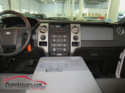 2013 FORD F150 4X4 XLT SUPERCREW