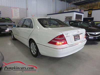 2002 MERCEDES-BENZ S500