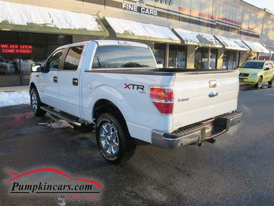 2014 FORD F150 4X4 SUPER CREW  V6 ECO