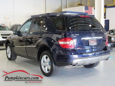 2007 MERCEDES-BENZ ML500 4MATIC