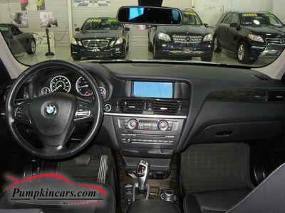 2014 BMW X3 2.8I X-DRIVE