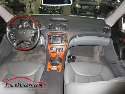 2003 MERCEDES-BENZ SL500 SPORT