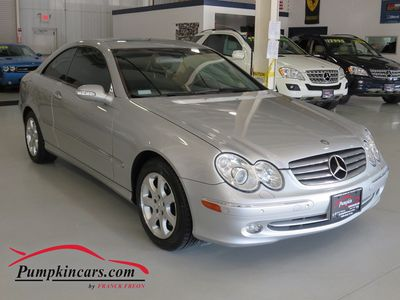 2004 MERCEDES-BENZ CLK320 NAVIGATION