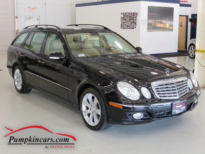 2009 MERCEDES-BENZ E350 WAGON 4MATIC