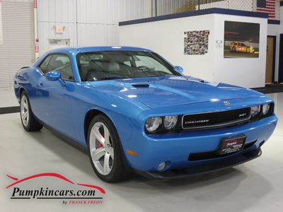 2010 DODGE CHALLENGER SRT8 LIMITED ED.