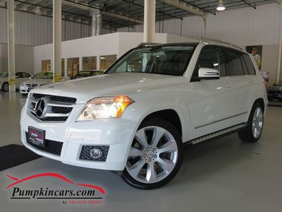 2010 MERCEDES BENZ GLK350 4MATIC NAVIGATION + DVD