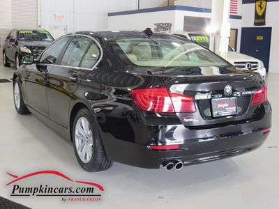 2014 BMW 528I X-DRIVE NAVIGATION