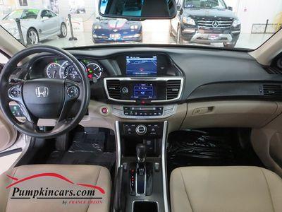 2014 HONDA ACCORD V6 EX-L NAVIGATION
