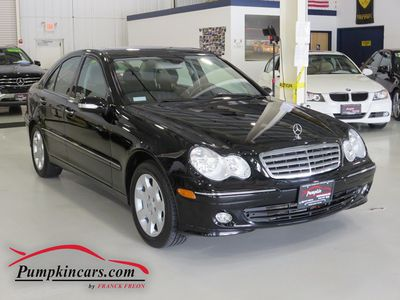 2005 MERCEDES-BENZ C240 4MATIC