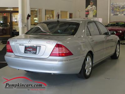 2006 MERCEDES-BENZ S430 4MATIC