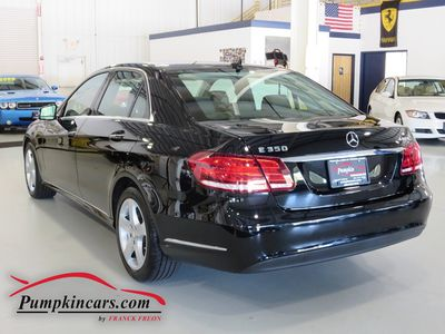 2014 MERCEDES-BENZ E350 4MATIC NAVIGATION