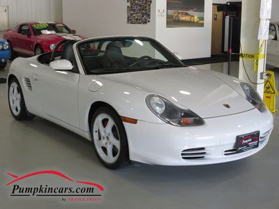 2003 PORSCHE BOXSTER S 6 SPEED