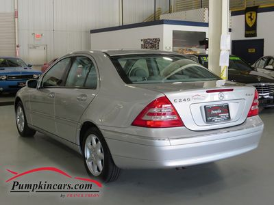 2003 MERCEDES-BENZ C240 4MATIC