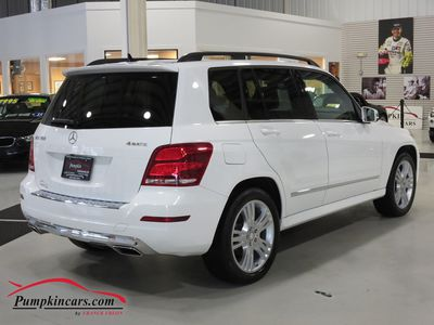 2014 MERCEDES-BENZ GLK350 4MATIC NAVIGATION