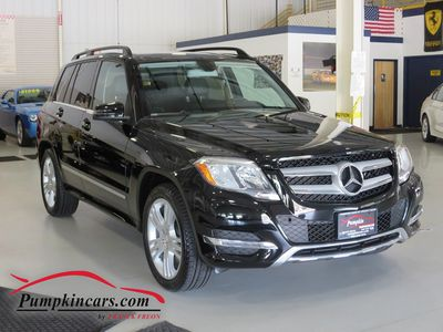 2013 MERCEDES -BENZ GLK350 4MATIC NAVIGATION