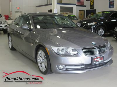 2012 BMW 328I X-DRIVE COUPE NAVIGATION