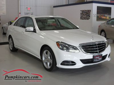 2014 MERCEDES-BENZ E350 LUXURY 4MATIC NAVIGATION
