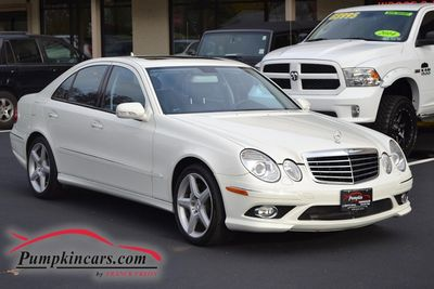 2009 MERCEDES-BENZ E350 4MATIC NAVIGATION