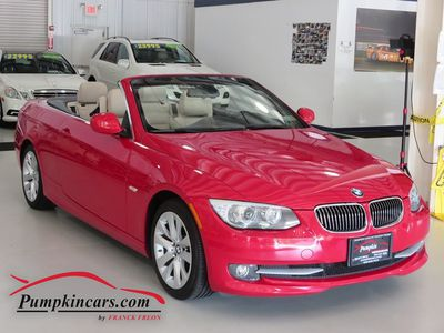 2013 BMW 328I CONVERTIBLE NAVIGATION
