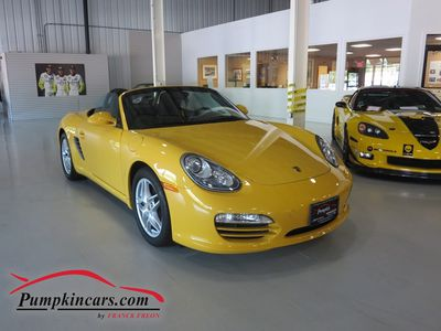 2009 PORSCHE 6 SPEED BOXSTER 6 SPEED