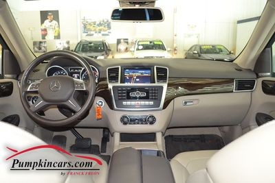 2013 MERCEDES-BENZ ML350 4MATIC NAVIGATION