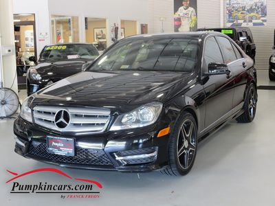 2013 MERCEDES-BENZ C250 SPORT MOONROOF