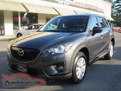 2014 MAZDA CX-5 TOURING AWD NAVIGATION