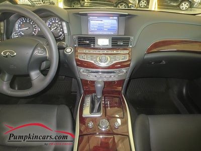 2014 INFINITI Q70 3.7 AWD NAVIGATION