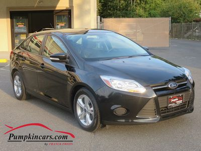 2014 FORD FOCUS SE BLUETOOTH