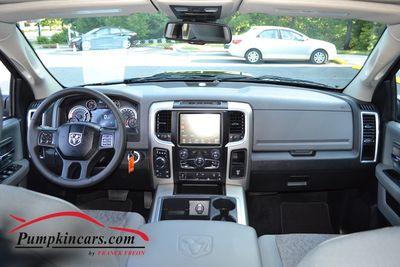 2014 RAM 1500 4X4 BIG HORN CREW CAB