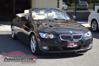 2010 BMW 328I CONVERTIBLE NAVI COLD PKG