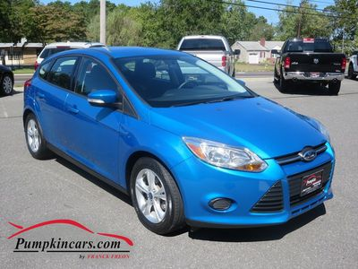 2013 FORD FOCUS SE REMOTE START