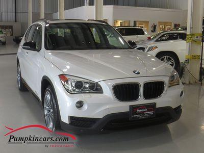 2013 BMW X1 2.8I X-DRIVE COLD PKG