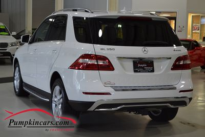 2014 MERCEDES-BENZ ML350 4MATIC NAVIGATION