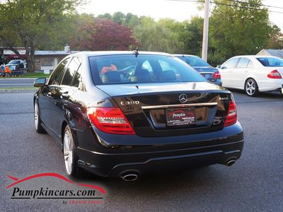 2014 MERCEDES-BENZ C300 4MATIC