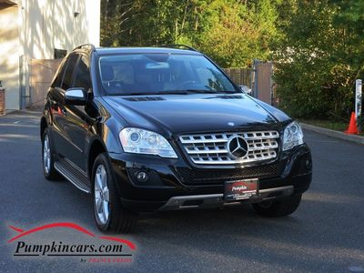 2010 MERCEDES-BENZ ML350 4MATIC NAVI BACK UP CAM