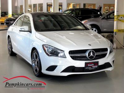 2014 MERCEDES-BENZ CLA250 NAVIGATION PANO ROOF