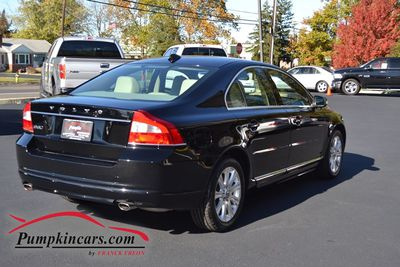 2011 VOLVO S80 CLIMATE PACKAGE