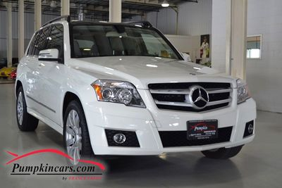 2012 MERCEDES-BENZ GLK350 4MATIC NAV BACK UP CAM