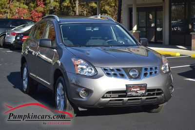 2015 NISSAN ROGUE SELECT AWD BACK UP CAM