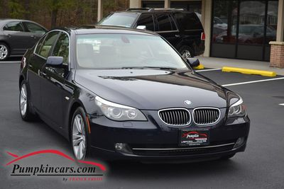 2009 BMW 528I COLD WEATHER PKG